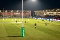 View from the south stand: ERCC roundup