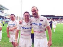 Sarries win when it Matters