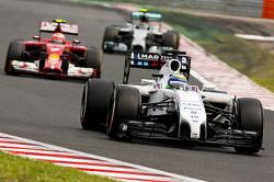 Hungarian GP: Further points for Williams Martini