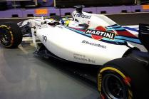 Singapore GP: Williams outside top ten in FP1
