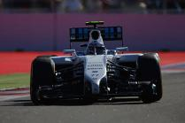 Russian GP: Race sees third for Bottas