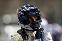Abu Dhabi GP: Williams Martini produce second row lockout