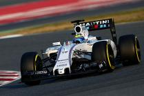 Williams Martini Barcelona Test 26:02:2015 Day One