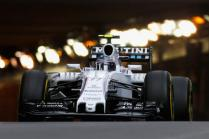 Monaco GP: Difficult race for Williams Martini