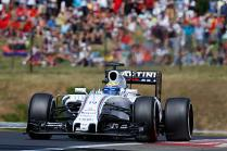 Hungarian GP: Disappointing race for Williams Martini