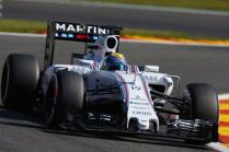 Belgian GP: Double points for Williams Martini