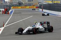 Russian GP: Race produces 4th & 5th for Williams Martini