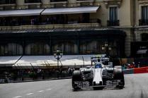 Monaco GP: FP2 sees little improvement for Williams Martini