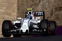 European GP: Further points for Williams Martini