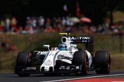 Hungarian GP: Two points for Bottas & Williams Martini