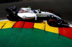 Belgian GP: FP2 one of those days for Williams Martini