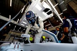 Belgian GP: Problematic qualifying for Williams Martini