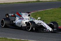 Williams Barcelona Test 27:02:2017 Day One