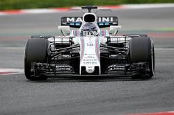 Williams Barcelona Test 28:02:2017 Day Two