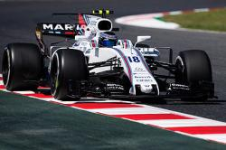 Spanish GP: Race to forget for Williams Martini.