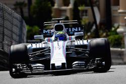 Monaco GP: Massa secures 9th for Williams Martini