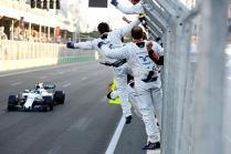 Azerbaijan GP: Stroll secures a fantastic 3rd