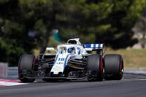 French GP: More of the same for Williams Martini in FP2