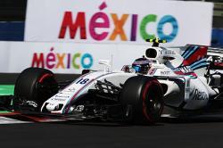 Mexican GP: Williams Martini Grand Prix Preview