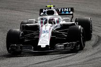 Brazilian GP: Another frustrating race for Williams Martini