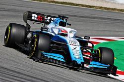 Spanish GP: Standard race for ROKiT Williams