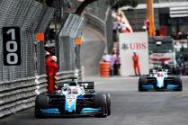 Monaco GP: No improvement in FP2 for ROKiT Williams