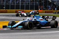 Canadian GP: Race sees no change for ROKiT Williams