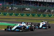 British GP: ROKiT Williams completes memorable weekend