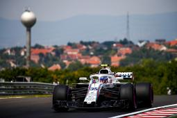 Hungarian GP: ROKiT Williams Grand Prix Preview