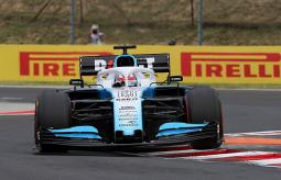 Hungarian GP: Mixed qualifying for ROKiT Williams