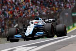 Brazilian GP: ROKiT Williams Qualifying as expected