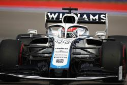 Russian GP: Mixed qualifying for Williams Racing.
