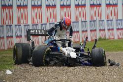 Emilia Romagna GP: Double DNF for Williams Racing