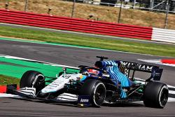 British GP: Williams Racing No points but positive race