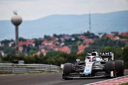Hungarian GP: Williams Racing Grand Prix Preview