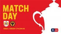 Match Thread: FA Cup 5th Round: Bristol City vs Wolves