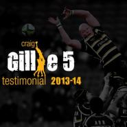 Craig Gillies Testimonial - Signed Shirt Draw