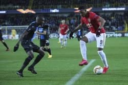 United favourites for last 16 spot as Brugge visit M16