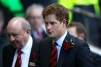 Prince Harry announced as Hon., President of England Rugby