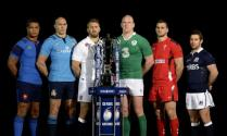 NEW Trophy for RBS Six Nations Championship 2015