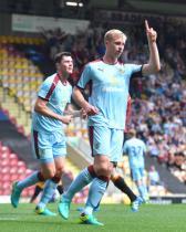 Bradford 1 Burnley 4