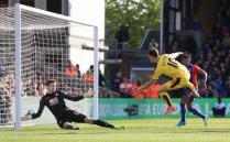 Crystal Palace 0 Burnley 2