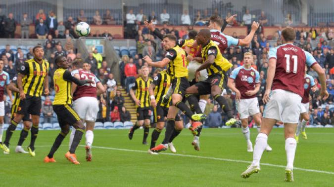 Burnley 1 Watford 3