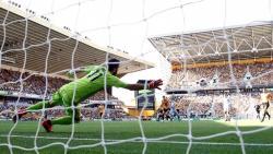 Wolves 1 Burnley 1