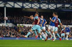 Everton 3 Burnley 1