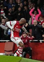 Lucky Arsenal scrape a draw- Ratings vs Palace