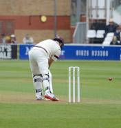 3 Middle wickets caught on camera. Just Like That