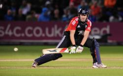 Bairstow Stars in England Victory