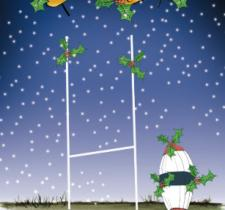 Rugby in Time for Christmas?