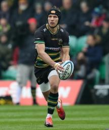Two Saints line up to face Wales